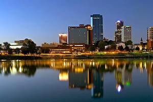 Little Rock é a maior cidade do Arkansas