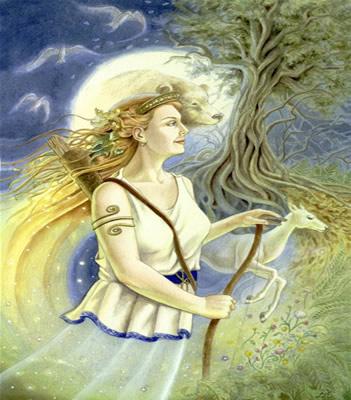 Ártemis, a deusa da caça