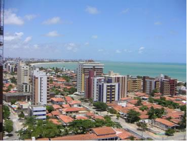 João Pessoa, cidade mais populosa da Paraíba