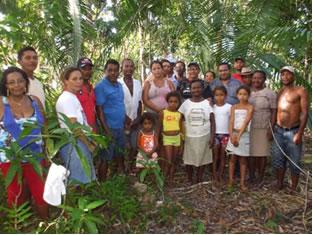 Comunidade Quilombola no Maranhão