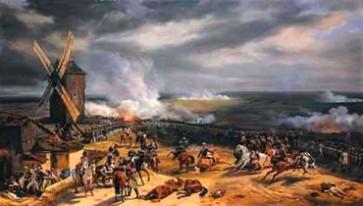 A Batalha de Valmy: o primeiro triunfo do exército revolucionário francês