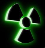 Trifólio, símbolo que indica risco potencial de radiação