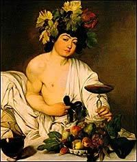 Baco é o deus romano que corresponde a Dionísio na mitologia grega