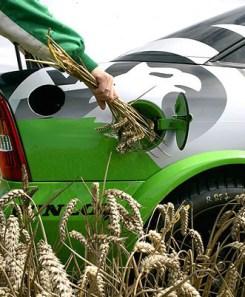 A era de transformar produtos agrícolas em combustíveis