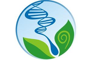 O símbolo da Biologia possui elementos importantes como o DNA, o espermatozoide e a folha