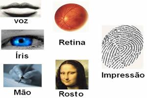 Biometria é o uso das características biológicas de uma pessoa a fim de promover mecanismos únicos de identificação