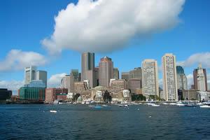 Boston, a capital de Massachusetts