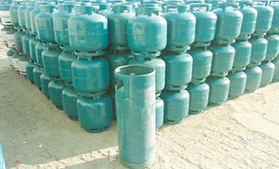 O butano é muito utilizado como gás de cozinha