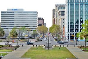 Columbia, a capital da Carolina do Sul