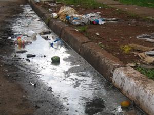 Chorume: matéria orgânica, metais pesados e água das chuvas
