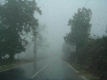 Precipitação atmosférica líquida (chuva)