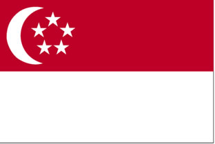 Bandeira de Cingapura
