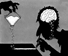 Drogas detonam neurônios