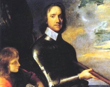 Cromwell, ao alcançar o poder, afastou os populares das instituições políticas