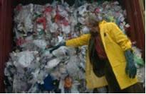 Parte do lixo exportado para o Brasil