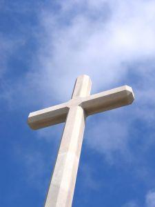 Cruz, um dos símbolos do Cristianismo