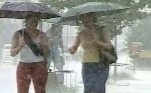 As chuvas são consequências da saturação da umidade atmosférica