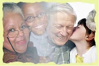 Os idosos merecem respeito e consideração de todos
