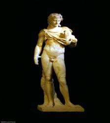 Dionísio. O deus grego do vinho