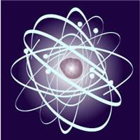 Partícula com carga negativa
