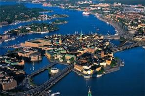 Estocolmo, cidade sueca que sediou, em 1972, a Conferência das Nações Unidas sobre o Meio Ambiente Humano