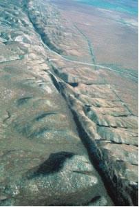 Falha de San Andreas - Estados Unidos