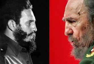 Fidel: mais de quatro décadas à frente de Cuba