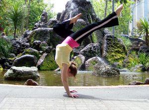 Flexibilidade- Um dos elementos que capacitam o indivíduo para uma vida saudável