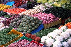 As hortaliças são importantes no combate da fome oculta