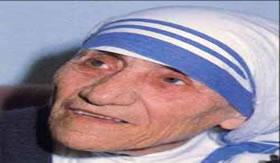 Madre Teresa foi motivada por suas forças energéticas a ajudar os necessitados