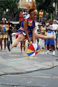 Dança típica do Pernambuco