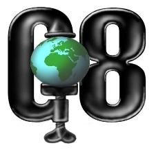 A influência do G-8 no mundo