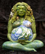 Gaia representa a Terra