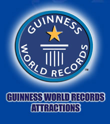 O livro de recordes mundiais