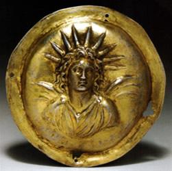 Hélios - o deus que representava o sol