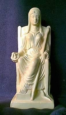 Vesta era a deusa dos laços familiares