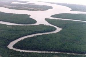 Delta do rio Parnaíba (Piauí).