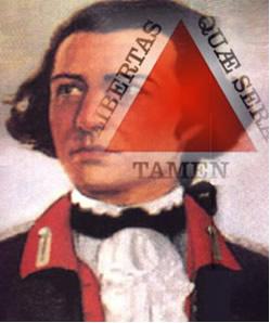 iradentes e Revolução Francesa: dois marcos históricos influenciados pelo Iluminismo.