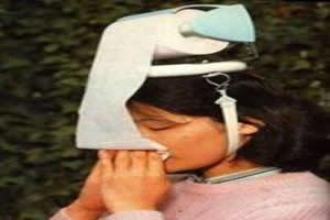 Desconforto nasal é um sintoma típico da rinite