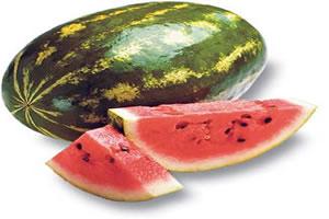 A melancia atua no combate ao câncer de mama e de colo uterino