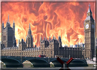 Resultado de imagem para grande incêndio de londres de 1666