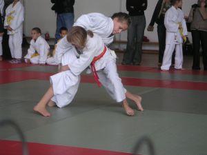 Judô - Uma luta que pode ser práticada na escola