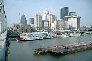 Louisville, a maior cidade de Kentucky