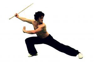 Kung-Fu - Técnicas corporais desenvolvidas para o combate