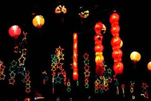 A festa das lanternas encerra a comemoração do Ano Novo Chinês