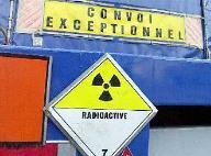 Lixo nuclear: perigo!