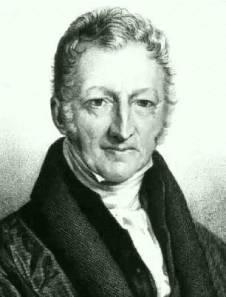 O Economista Thomas Malthus