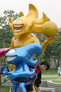 Mascote da Copa do Mundo de 2002