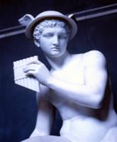 Mercúrio, corresponde a Hermes na mitologia grega