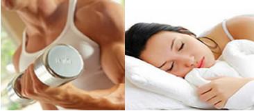 Atividade física e descanso, atividades indispensáveis para um bom metabolismo